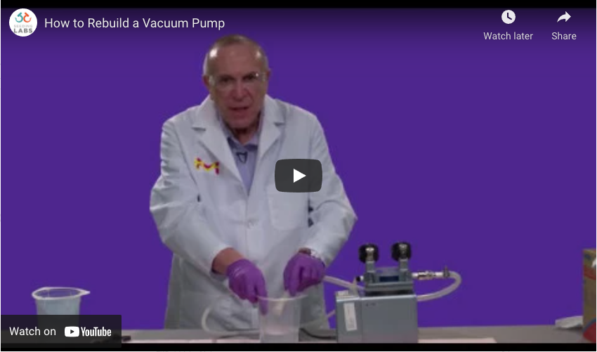 """Featured image for """"How To: Rebuild Your Vacuum Pump"""""""